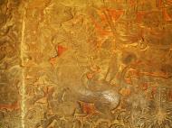 Asisbiz Angkor Wat Bas relief W Gallery N Wing Battle of Lanka 21