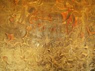 Asisbiz Angkor Wat Bas relief W Gallery N Wing Battle of Lanka 22