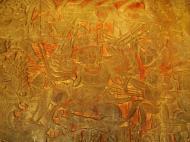 Asisbiz Angkor Wat Bas relief W Gallery N Wing Battle of Lanka 23