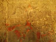 Asisbiz Angkor Wat Bas relief W Gallery N Wing Battle of Lanka 31