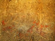 Asisbiz Angkor Wat Bas relief W Gallery N Wing Battle of Lanka 34