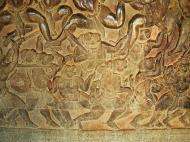 Asisbiz Angkor Wat Bas relief W Gallery N Wing Battle of Lanka 36