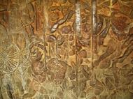 Asisbiz Angkor Wat Bas relief W Gallery N Wing Battle of Lanka 41