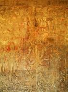 Asisbiz Angkor Wat Bas relief W Gallery N Wing Battle of Lanka 43
