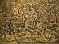 Asisbiz Angkor Wat Bas relief W Gallery N Wing Battle of Lanka 50