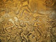 Asisbiz Angkor Wat Bas relief W Gallery N Wing Battle of Lanka 52