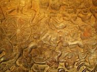 Asisbiz Angkor Wat Bas relief W Gallery N Wing Battle of Lanka 56