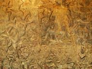 Asisbiz Angkor Wat Bas relief W Gallery N Wing Battle of Lanka 60