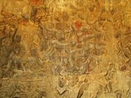 Asisbiz Angkor Wat Bas relief W Gallery N Wing Battle of Lanka 61