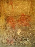 Asisbiz Angkor Wat Bas relief W Gallery N Wing Battle of Lanka 64