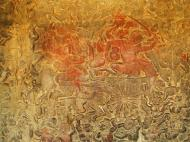 Asisbiz Angkor Wat Bas relief W Gallery N Wing Battle of Lanka 66