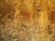 Asisbiz Angkor Wat Bas relief W Gallery N Wing Battle of Lanka 72