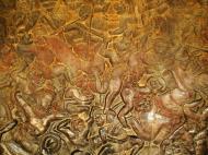 Asisbiz Angkor Wat Bas relief W Gallery N Wing Battle of Lanka 76