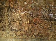 Asisbiz Angkor Wat Bas relief W Gallery N Wing Battle of Lanka 77