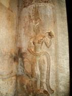 Asisbiz Angkor Wat Khmer architecture bas relief devatas Siem Reap 74