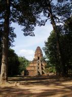 Asisbiz Baksei Chamkrong Temple Angkor Siem Reap Cambodia Jan 2010 02