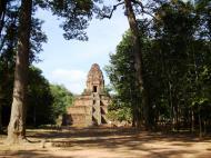 Asisbiz Baksei Chamkrong Temple Angkor Siem Reap Cambodia Jan 2010 03