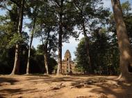 Asisbiz Baksei Chamkrong Temple Angkor Siem Reap Cambodia Jan 2010 04