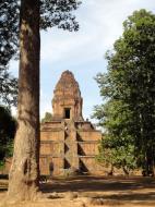 Asisbiz Baksei Chamkrong Temple Angkor Siem Reap Cambodia Jan 2010 05