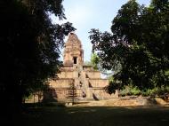 Asisbiz Baksei Chamkrong Temple Angkor Siem Reap Cambodia Jan 2010 09