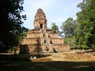 Asisbiz Baksei Chamkrong Temple Angkor Siem Reap Cambodia Jan 2010 10