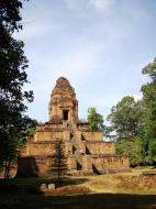 Asisbiz Baksei Chamkrong Temple Angkor Siem Reap Cambodia Jan 2010 13
