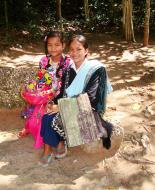 Asisbiz A Banteay Kdei Temple most gifted sales person I ever meet 02