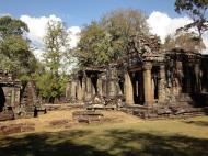 Asisbiz B1 Banteay Kdei Temple Gopura II Angkor Jan 2010 06