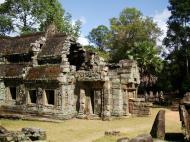 Asisbiz B1 Banteay Kdei Temple Gopura II Angkor Jan 2010 09