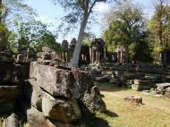 Asisbiz C Banteay Kdei Temple Gopura II E Angkor Jan 2010 02