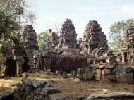 Asisbiz C Banteay Kdei Temple Gopura II E Angkor Jan 2010 03
