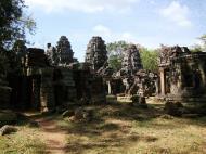 Asisbiz C Banteay Kdei Temple Gopura II E Angkor Jan 2010 05