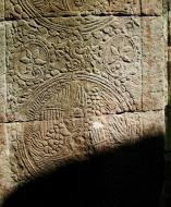 Asisbiz D Banteay Kdei Temple central sanctuary Bas reliefs 05