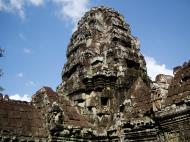 Asisbiz D Banteay Kdei Temple central sanctuary tower 06