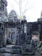 Asisbiz D Banteay Kdei Temple central sanctuary tower 09