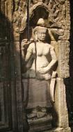Asisbiz D Banteay Kdei Temple main enclosure Bas relief devas 36