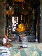 Asisbiz D Banteay Kdei Temple main enclosure Buddha Jan 2010 07