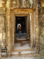 Asisbiz D Banteay Kdei Temple main enclosure Buddha Jan 2010 08