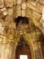 Asisbiz D Banteay Kdei Temple main enclosure inner passageways 05
