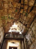 Asisbiz D Banteay Kdei Temple main enclosure inner passageways 06