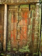 Asisbiz D Banteay Kdei Temple sanctuary outer wall Bas reliefs 04