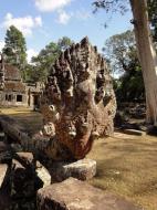 Asisbiz E Banteay Kdei Temple Gopura III W Bayon style 11