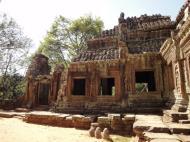 Asisbiz E Banteay Kdei Temple Gopura III W Bayon style 13