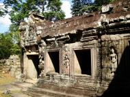 Asisbiz E Banteay Kdei Temple Gopura III W Bayon style 16
