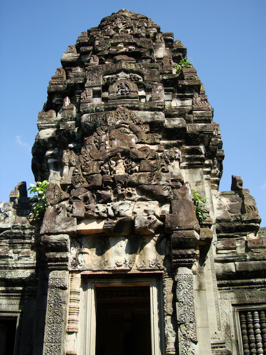 Banteay Samre Temple main sanctuary East Baray 05