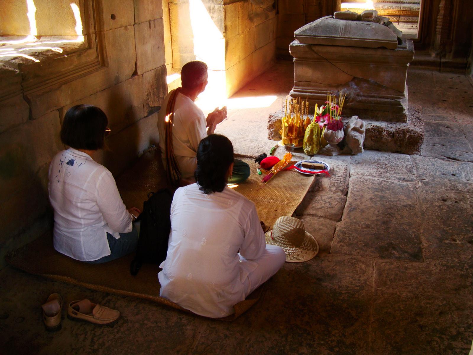 Banteay Samre Temple main sanctuary East Baray 14