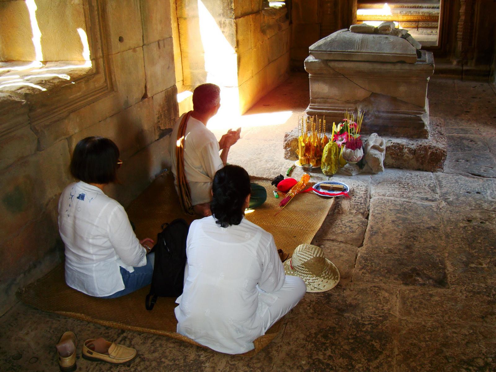 Banteay Samre Temple main sanctuary East Baray 15