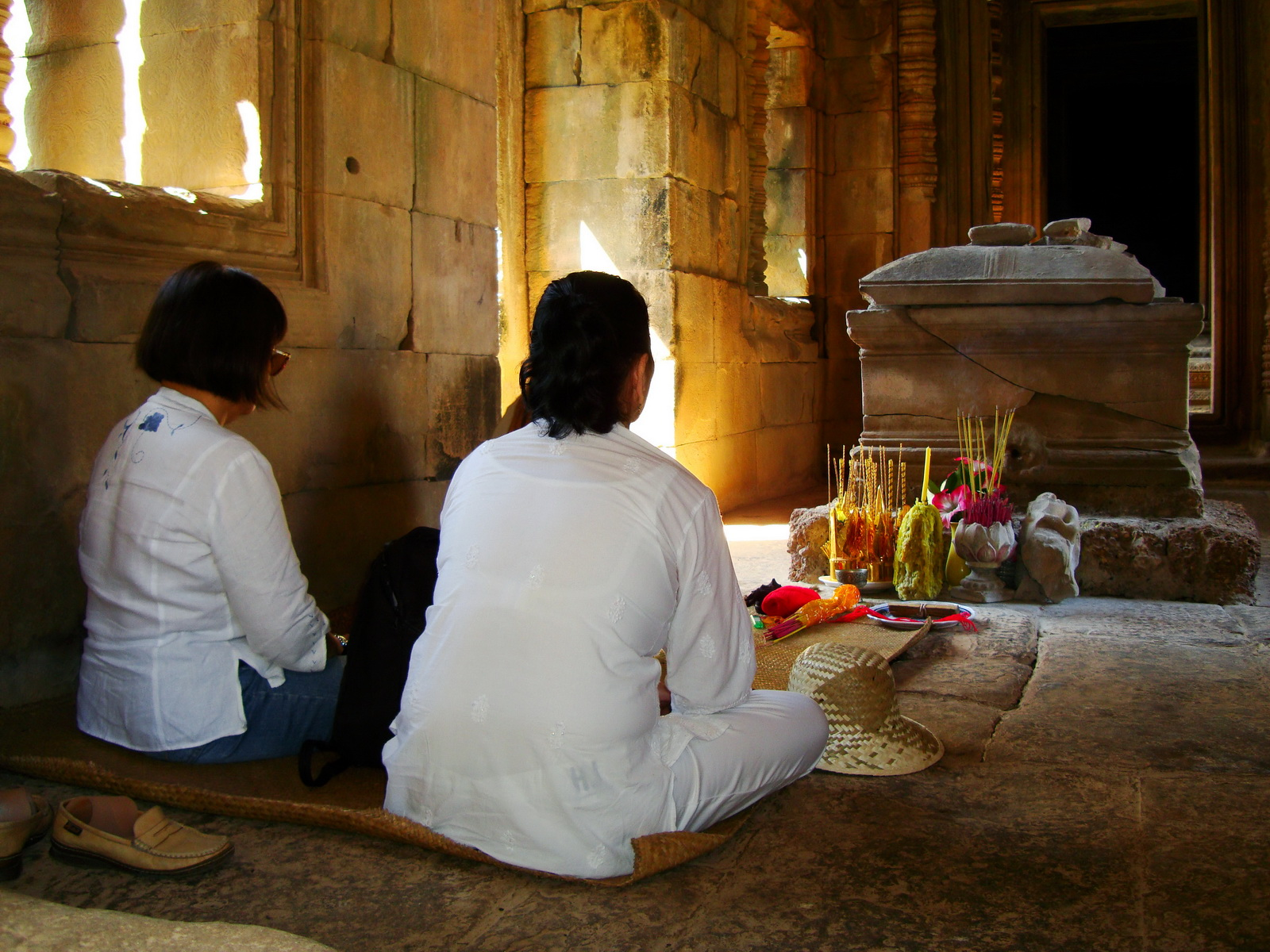 Banteay Samre Temple main sanctuary East Baray 16
