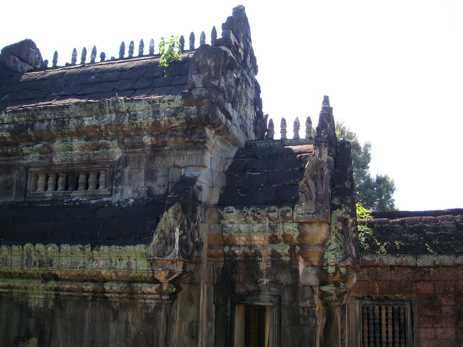Banteay Samre Temple main sanctuary libraries East Baray 10