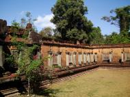 Asisbiz Banteay Samre Temple inner passageways East Baray Jan 2010 03